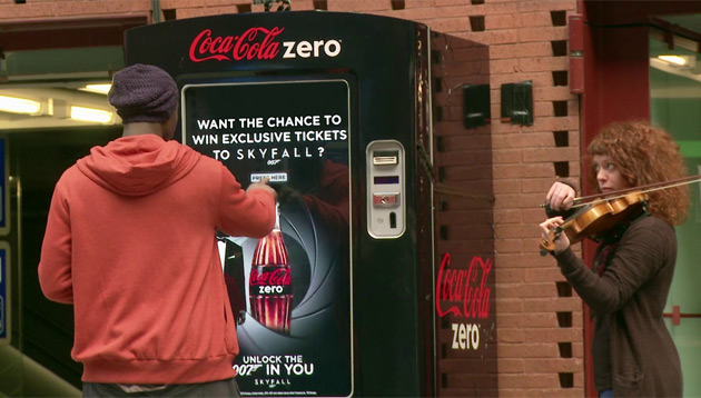007 James Bond - Coca Cola Reklam Filmi