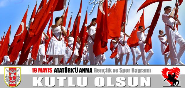 19 Mayıs Atatürk'ü Anma ve Gençlik ve Spor Bayramı 2012
