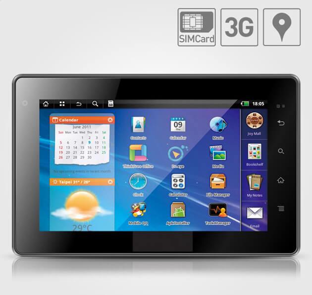 reedPAD3 Tablet PC