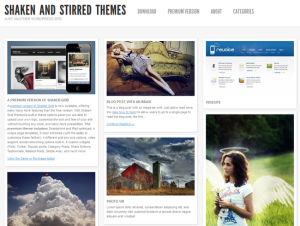 shaken-grid-wordpress-theme