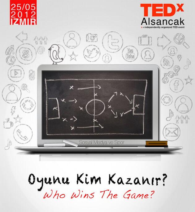 Tedx Alsancak İzmir Sosyal Medya