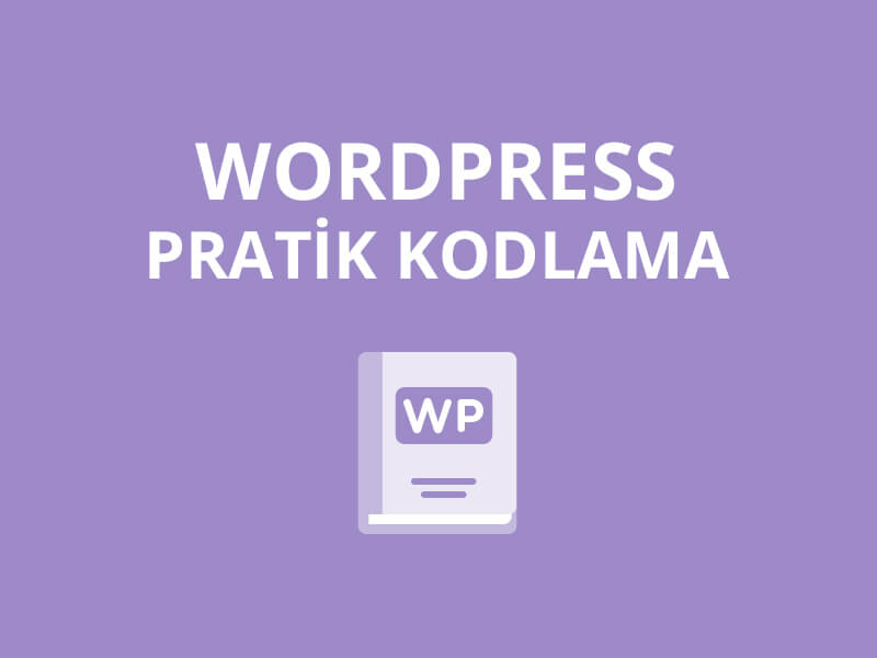 WordPress Tema Pratik Kodlar