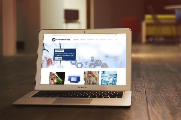 Medikal Web Site Tasarımı