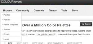 Tasarımlarda Renk Kombinasyonu